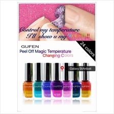 Nail Polish Muslimah Peel OffMagic Thermal Color ChangeDBP FreeI