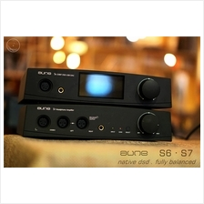 Aune S6 32bit/384k DSD128 balanced DAC & headphone amp