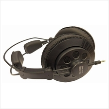 Superlux HD668B Professional Studio Standard Monitoring Headphones