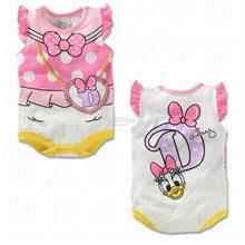 RS010 Disney Baby Daisy Duck Romper