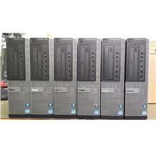 Dell Optiplex 7010 SFF Intel Core i5-3470 0 3.3GHz 4GB 250GB Win 7 Pro