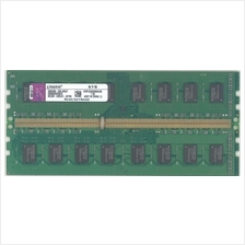 4GB Kingston DDR3 SDRAM PC3-12800 (DDR3-1600) CL11 Desktop DIMM Memory