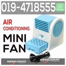 USB Electric Air Conditioning Mini Fan Air Cooler