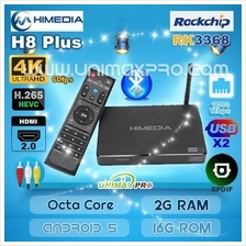 Himedia H8 Plus RK3368 Octa Core 2GB RAM 16GB ROM Android 5 TV BOX