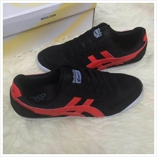 new styles 31756 98feb Asics Onitsuka Tiger Black Red Shoe: Best Price in Malaysia