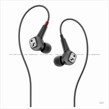 Sennheiser IE 80 S Audiophile Ear-Canal Earphones In-Ear Customizable