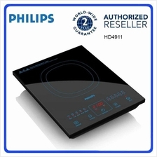 Philips HD4911 Daily Collection Induction Cooker 5 Menu, Sensor Touch