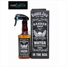 500ml Barber Jack Old Time Just Water Original Spray Bottle Sprayer