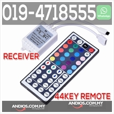 44 key Infrared LED RGB Controller for LED Strip Light Remote Control