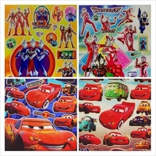 Gifts For Boys Stickers X 50 (Assorted) Wholesale