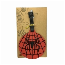 LIMITED EDITION SPIDERMAN LUGGAGE TAG