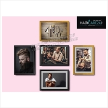 Barber Men Hairstyle iFrame Poster