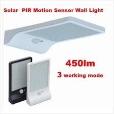 Solar Infrared 36 LED Motion Security Light Lamp Waterproof 3 Mode