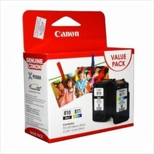 Canon PG-810 + CL-811 Value Pack Ink (Genuine) PG810 CL811
