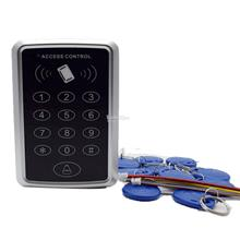 ELECTRONIC SECURITY RFID DOOR ACCESS LOCK ATTENDANCE SYSTEM