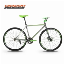 [Cronusmy] Asogo A1770018-BC 700C Fixie Fixed Gear Bike Single Speed