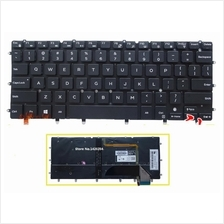 Dell Inspiron 13 7000 7347 7352 7353 7359 7348 7347 laptop US keyboard