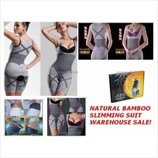 RM17Clearance Sale! Ready Stock: Latest Natural Bamboo Slimming Suit