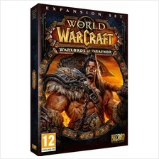 World of Warcraft Warlords of Draenor Expansion - PC / Mac Game