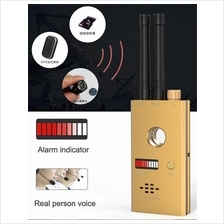 Wireless Bug Detector (Video and Audio, GPS, GSM) (WCD-04A) ★