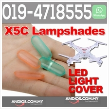4pc Lampshades for SYMA X8C X8W Quadcopter.Drone Part