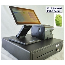 2018 POS System Promo Set - Android 10' Tablet POS System Hardware Set