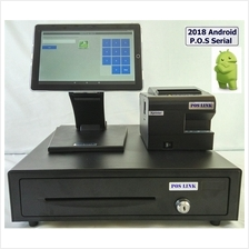 "2018 POS System Promo Set - Android 10"" Tablet POS Set+POS Software"