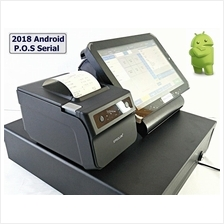 2018 POS System Promo Set - Android 12' AIO Touch POS System Hardware