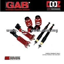 GAB Adjustable High Low Soft Hard SS Series Absorber Mazda Rx8