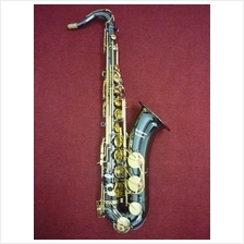 Bulcario Turroni Model BTTS-54BN Black Nickel Tenor Saxophone
