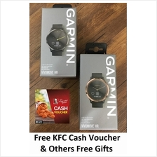 Garmin Vivomove HR Hybrid Watch Free RM20 KFC Voucher & Others Gifts