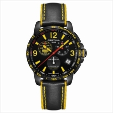 CERTINA C034.453.36.057.10 DS Podium Chrono Lap Timer Quartz Black LE