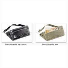 Deuter Security Money Belt M - 39230 - Trekking - Travelling - Comfort