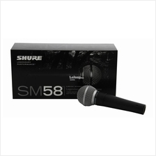 Shure SM58 Handheld Dynamic Vocal Professional Microphone