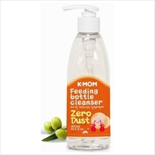 K-MOM ZERO-DUST FEEDING BOTTLE CLEANSER (GREEN OLIVE)