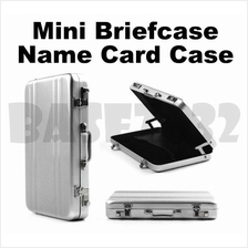 Business card case holder price harga in malaysia aluminium mini briefcase business name card credit card holder case colourmoves