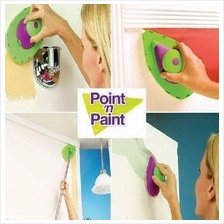 Mess Free Painting with the Point N Paint Glider Tool.Express Painting