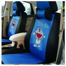 Doraemon add thick Spacer Fabric Quality with full colour Full Set Car..