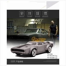 Jada 98299 Fast&Furious 8 Dom's Ice Charger Metals Die Cast 1:32