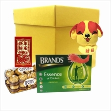 CNY Gold Box Brands Essence of Chicken + Ferrero Rocher