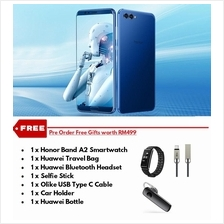Honor View 10 [5.99' 18:9 Full View 128GB/ 6GB] Free Gifts worth RM499