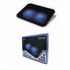 iCute ICC170 SUPER SILENT NOTEBOOK COOLER PAD