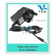 4.0x1.7mm AC To DC5V Power Adapter For Fingerprint Time Recorder Modem
