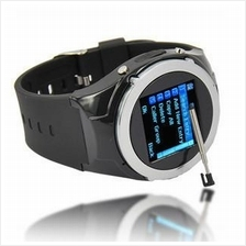 LATEST MQ998 Quad-band GSM WATCH MOBILE PHONE bluetooth, 1.3 Mcamera,F