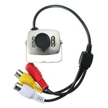 Mini 6LED 700lines Micro Camera Infrared Night Vision Camera