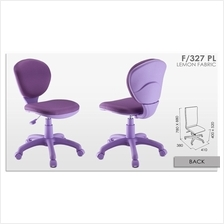 Ergonomic Adjustable Colorfull Study Children Kids Office Chair Purple