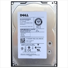 Dell 600G SAS 3.5-inch 15K Server Hard Disk W348K Alternative ST360005