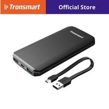 Tronsmart Edge 10000mAh with QC 3.0 & Huawei FCP Powerbank)