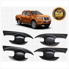 NAVARA NP300 Matte Black Door Inner Cover