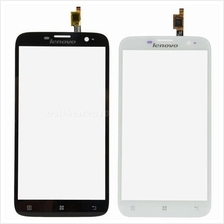 LENOVO A850 Touch Screen Digitizer Skrin White Putih